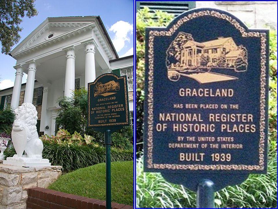Augusztus 16.-án nem sokkal éjfél után ért haza Gracelandre a fogorvosától.