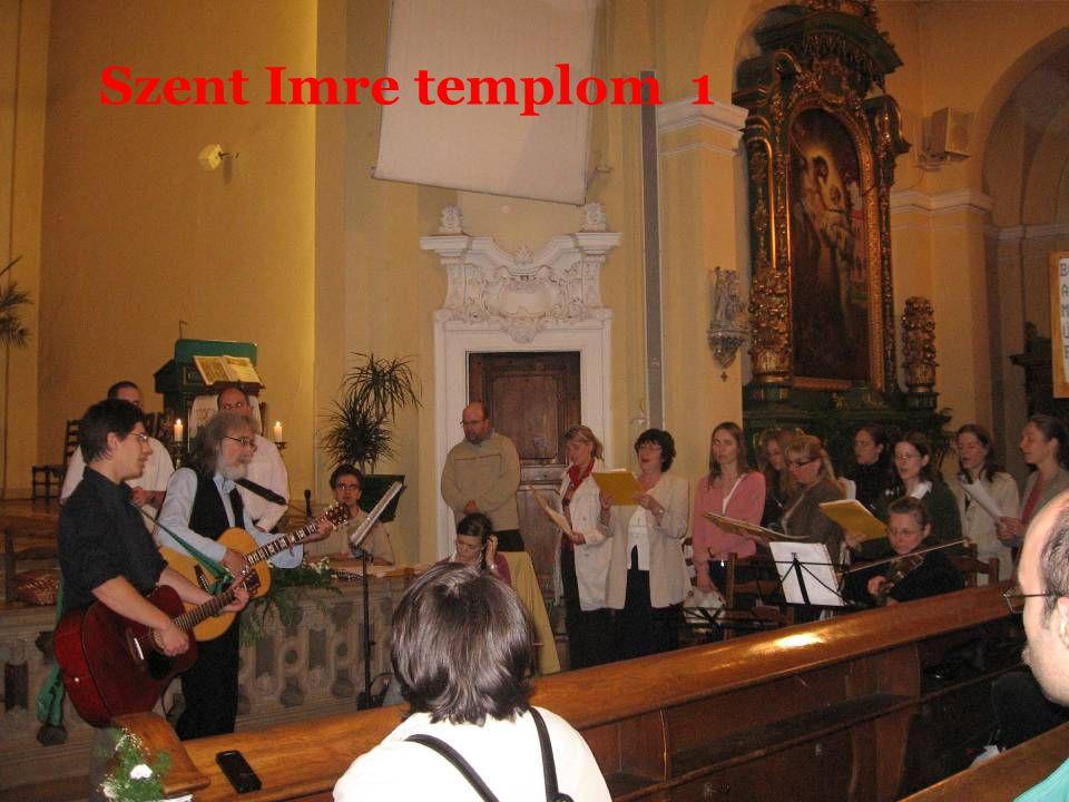 Szent Imre templom 1