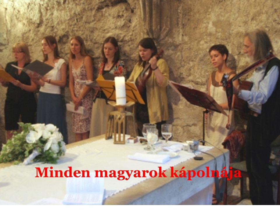 Minden magyarok kápolnája
