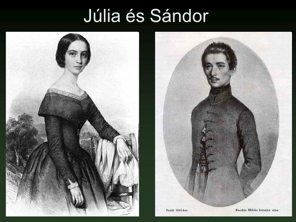 Júlia és Sándor