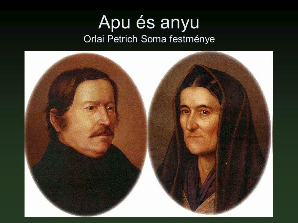 Apu és anyu Orlai Petrich Soma festménye