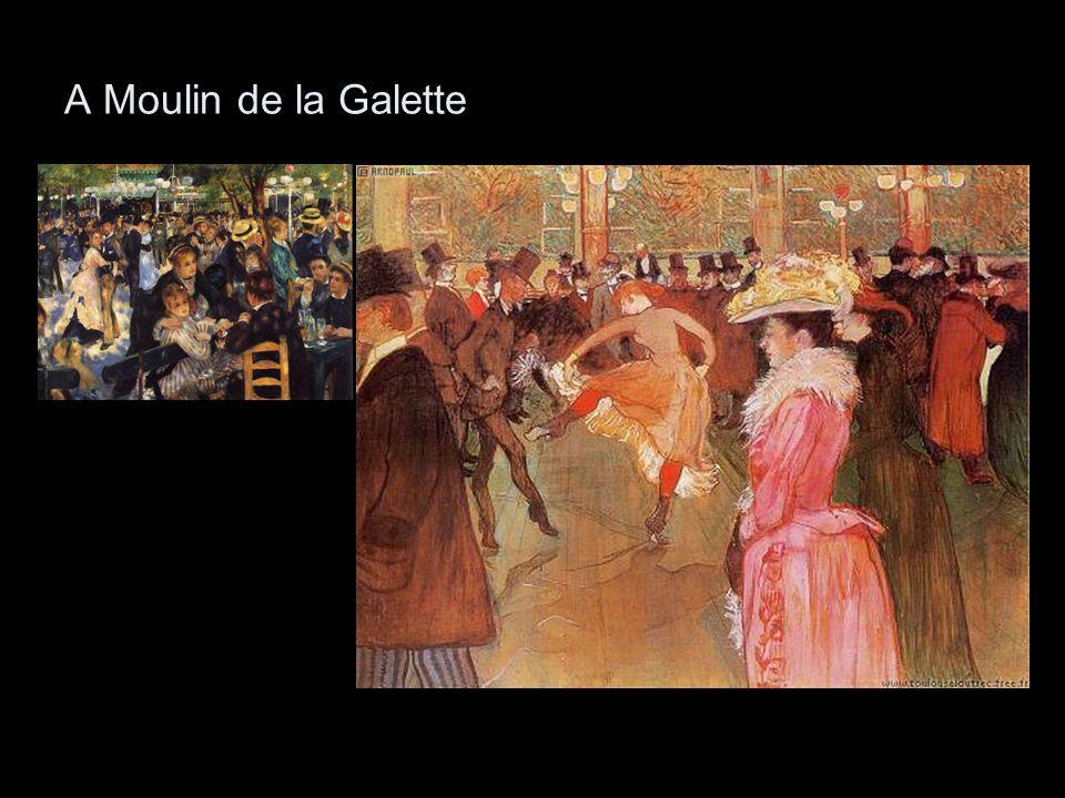 A Moulin de la Galette