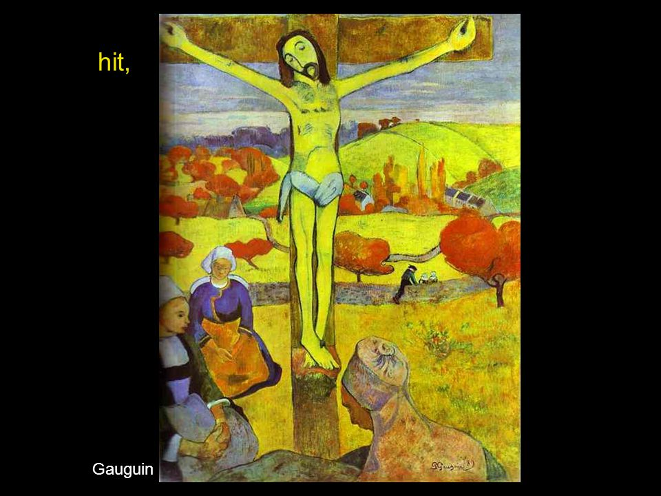 hit, Gauguin