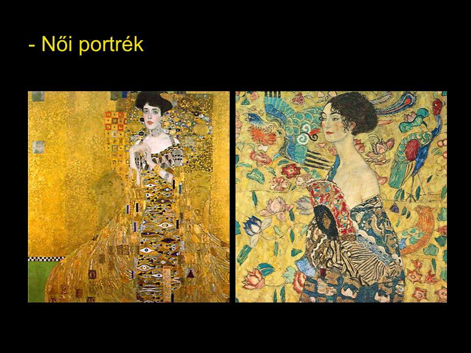 - Női portrék