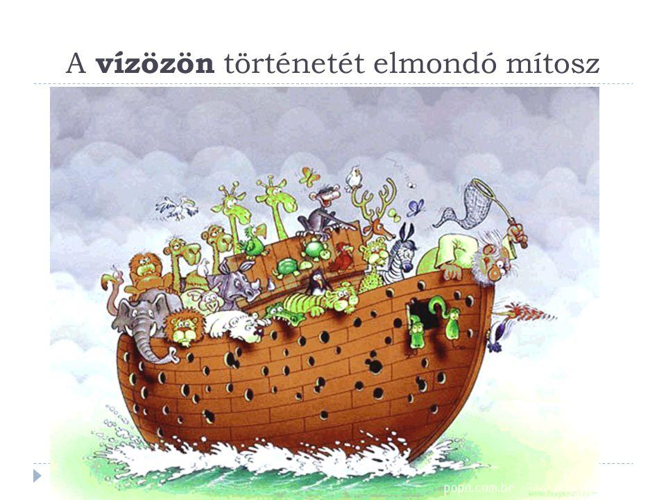 A Biblia leírása szerint Noé bárkája egy nagy méretű hajó volt, melyet Noé Isten parancsára épített, hogy megmentse családját és a föld állatvilágát az özönvíztől.