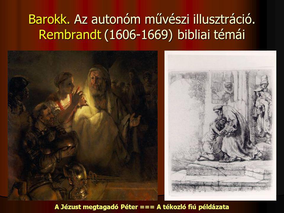 Barokk.Az autonóm művészi illusztráció.