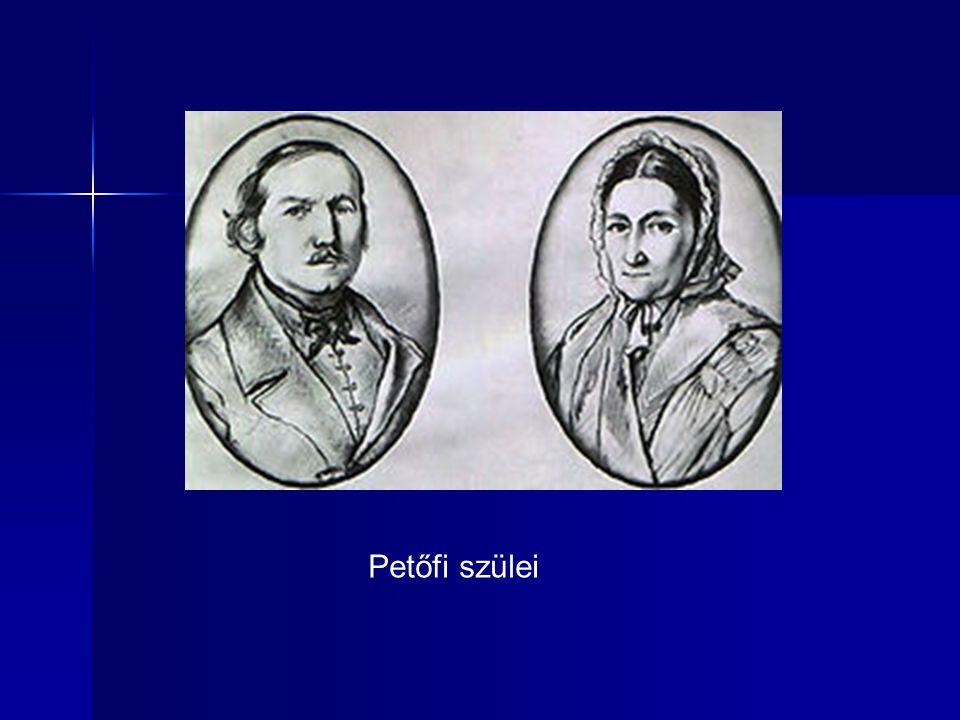 Petőfi versei: Füstbement terv Ezt a verset Petőfi édesanyjához írta.
