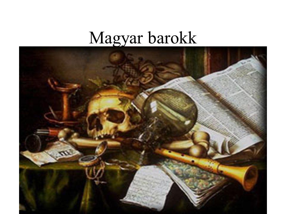 Magyar barokk