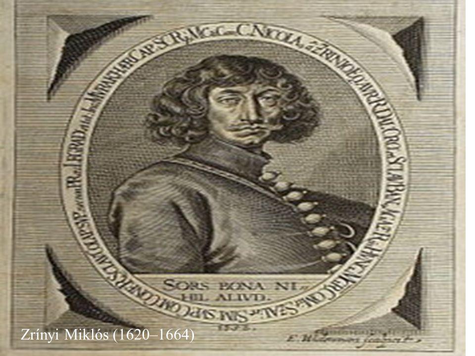Zrínyi Miklós (1620–1664)