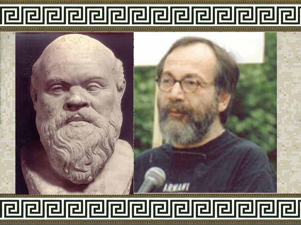 """A szofisták •p•pénzért tanítottak: retorika, filozófia, dialektika •P•Prótagorasz: """"mindennek mértéke az ember"""" •S•Szókratész (470-399) –é–élőszóban t"""