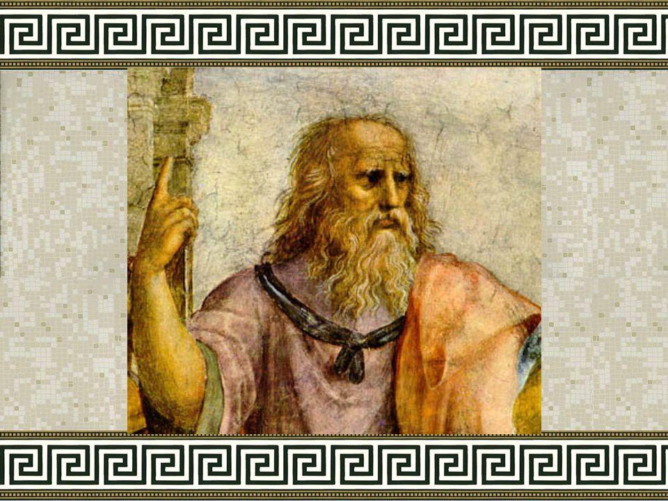 Platón: Az állam •m•megismerés négy fokozata: 1.eszmélet 2.értés 3.helyes hit 4.sejtelem