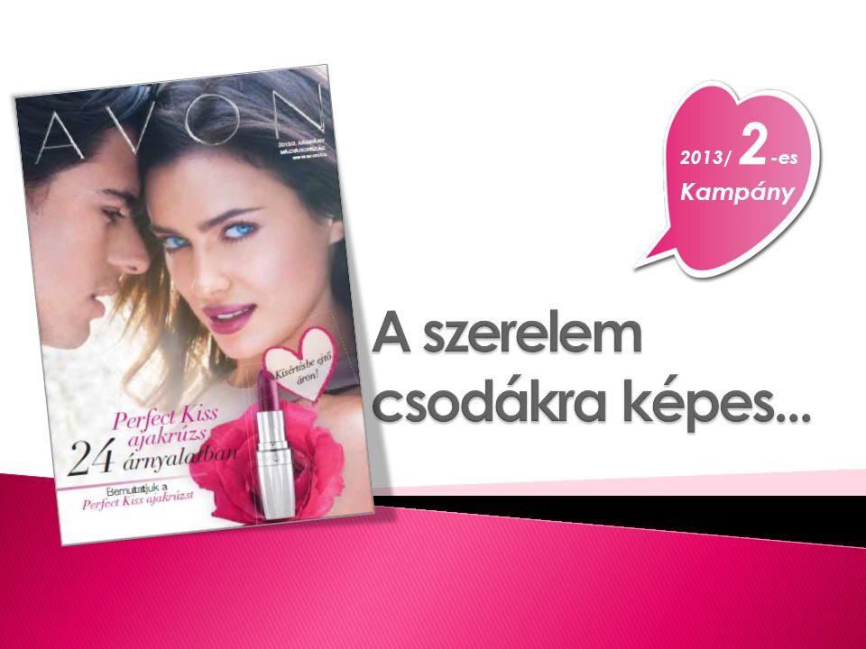 Perfect Kiss ajakrúzs 999,- A tökéletes csók titka :