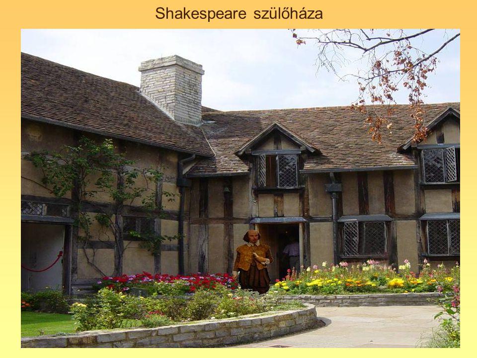 Shakespeare szülőháza