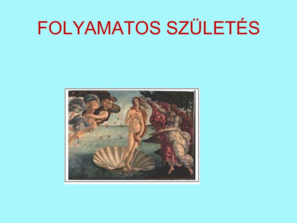 FOLYAMATOS SZÜLETÉS