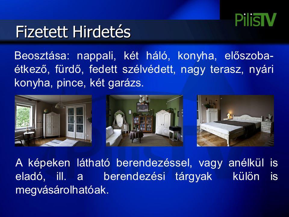 Társadalmi célú hirdetés A Látássérültek Pilis Völgye Egyesülete 2006 óta működik a Pilis – Buda - Zsámbék kistérségben, ahol mintegy 120 látássérült ember él.