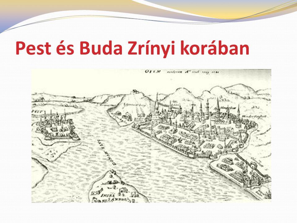 Pest és Buda Zrínyi korában