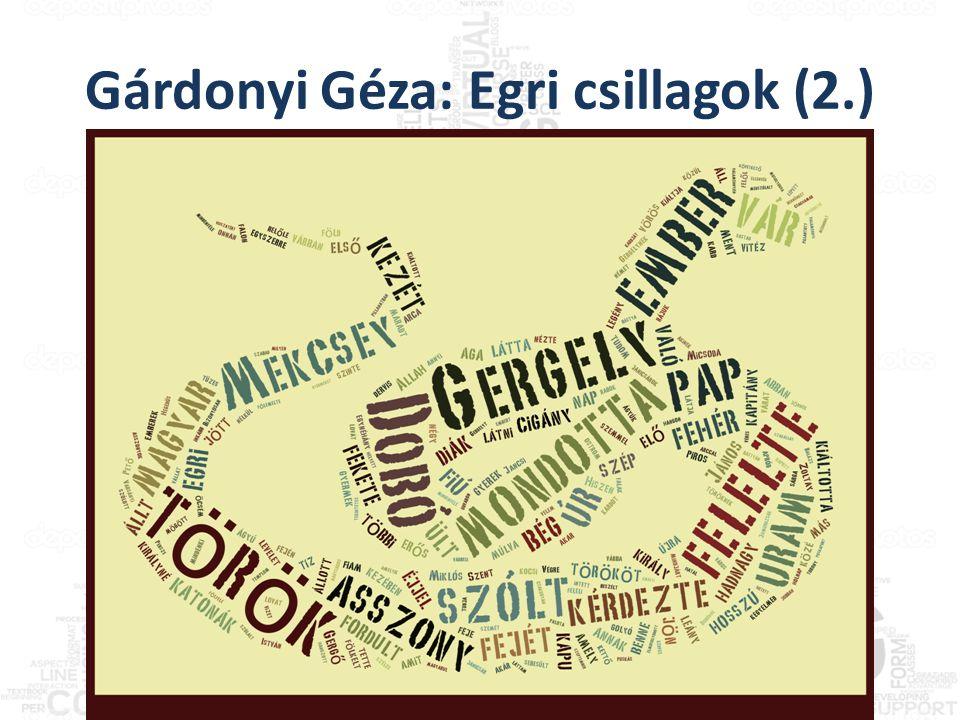 Gárdonyi Géza: Egri csillagok (2.)