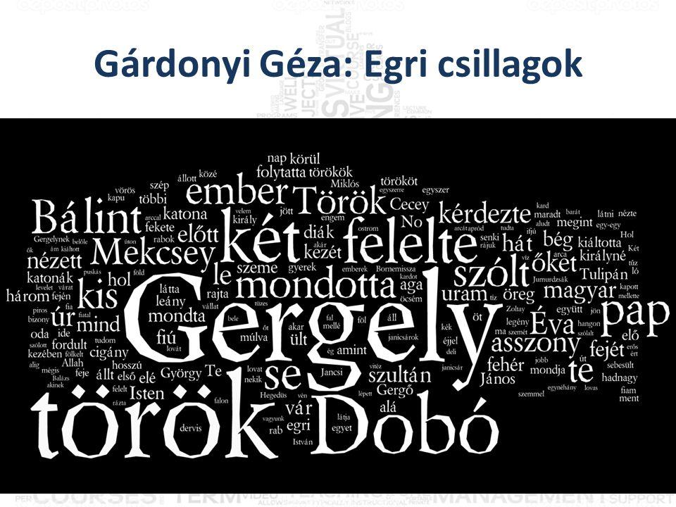 Gárdonyi Géza: Egri csillagok