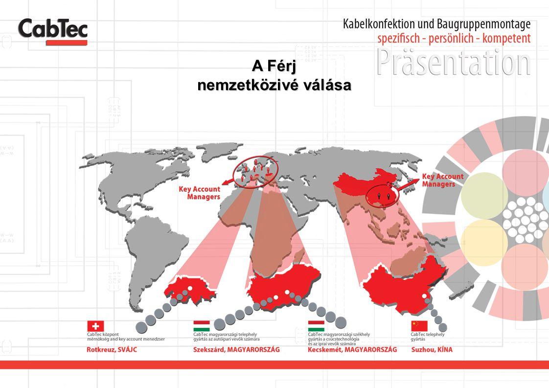 A Férj nemzetközivé válása