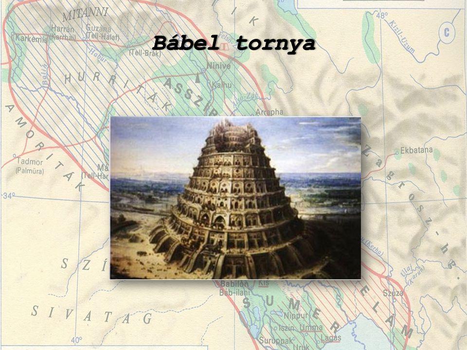 • Koldewey 1899.március 26.-án kezdte meg a bábeli vár keleti oldalán Bábel tornyának kiásását.