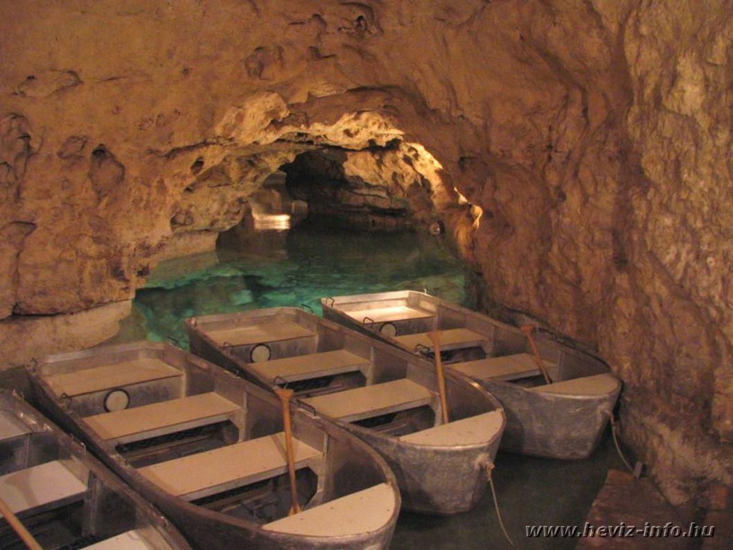A barlang különleges klímájának gyógyhatását régóta ismerik.