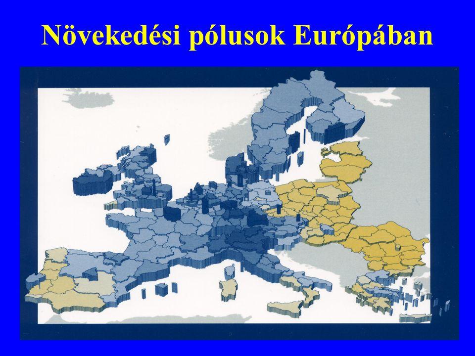 Potenciális metropolis térségek