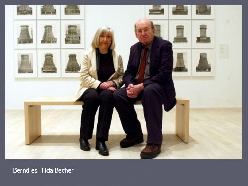 Bernd és Hilda Becher