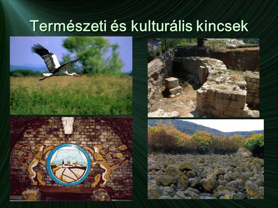 Természeti és kulturális kincsek