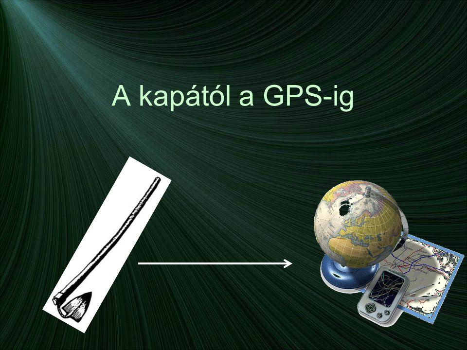 A kapától a GPS-ig