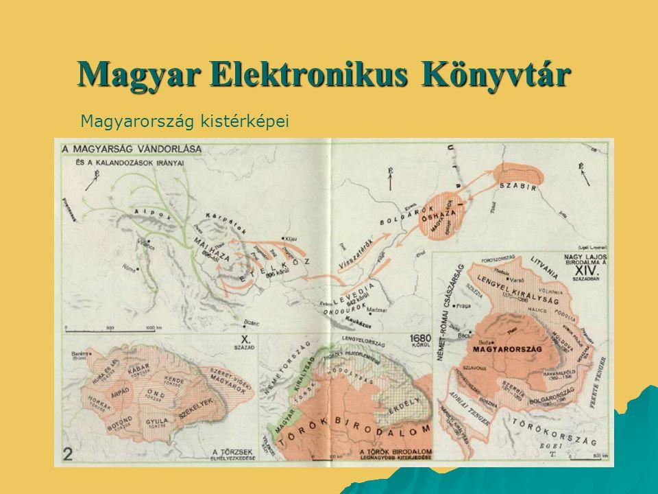 Magyarország kistérképei