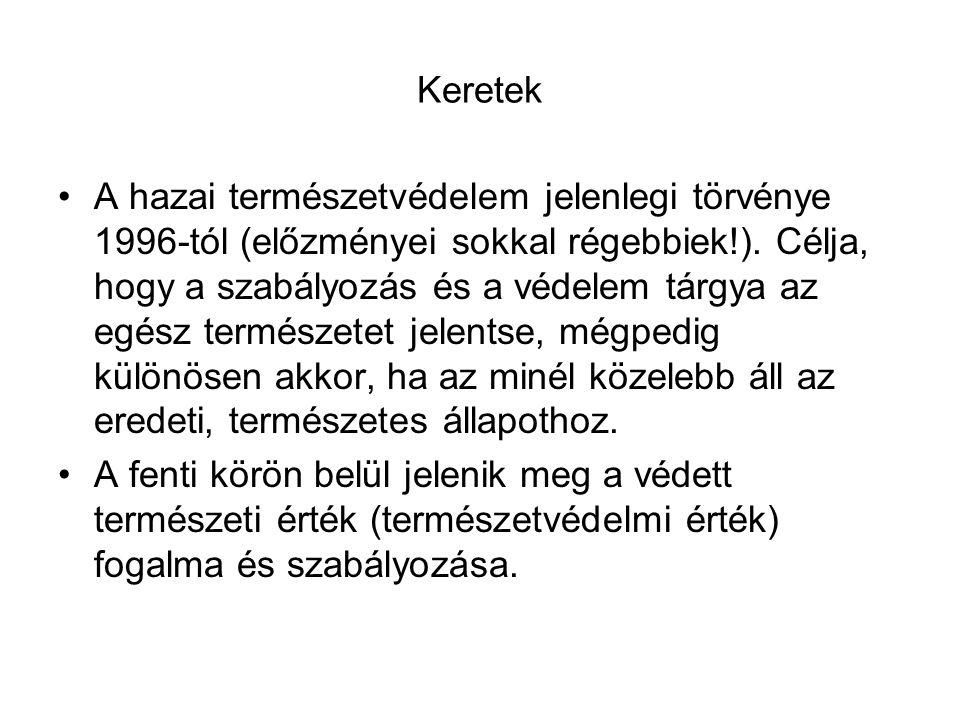 Teendők Kormányzat: •Az érintett jogszabályok (pl.