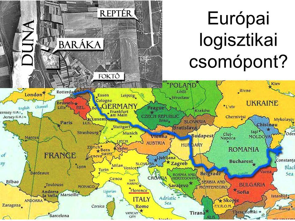 Európai logisztikai csomópont?