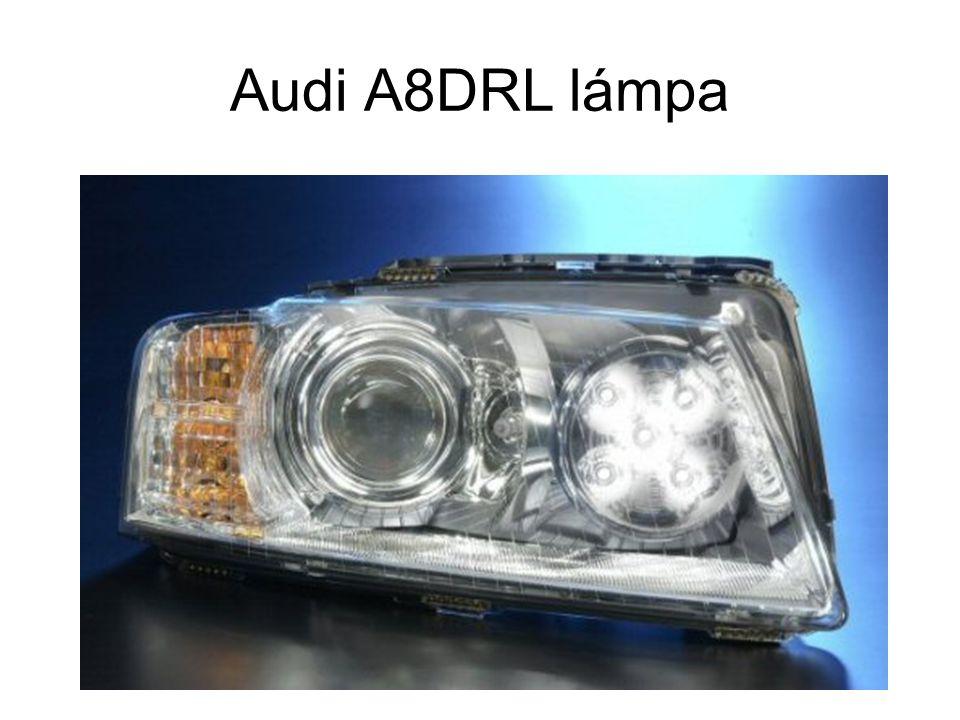 Audi A8DRL lámpa