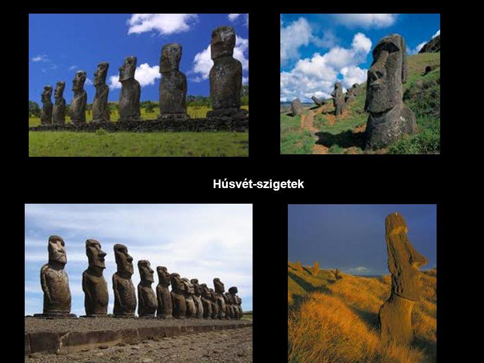 Húsvét szigetek Húsvét-szigetek