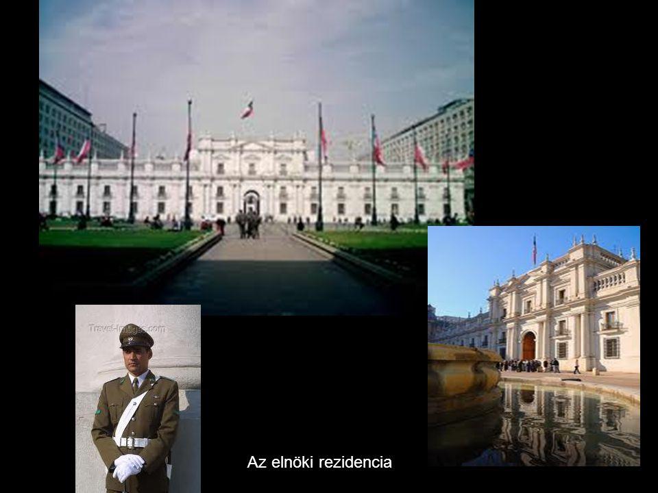 Az elnöki rezidencia