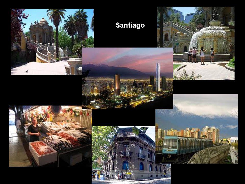 Santiago de Chile Santiago