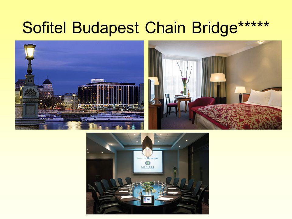 Sofitel Budapest Chain Bridge*****