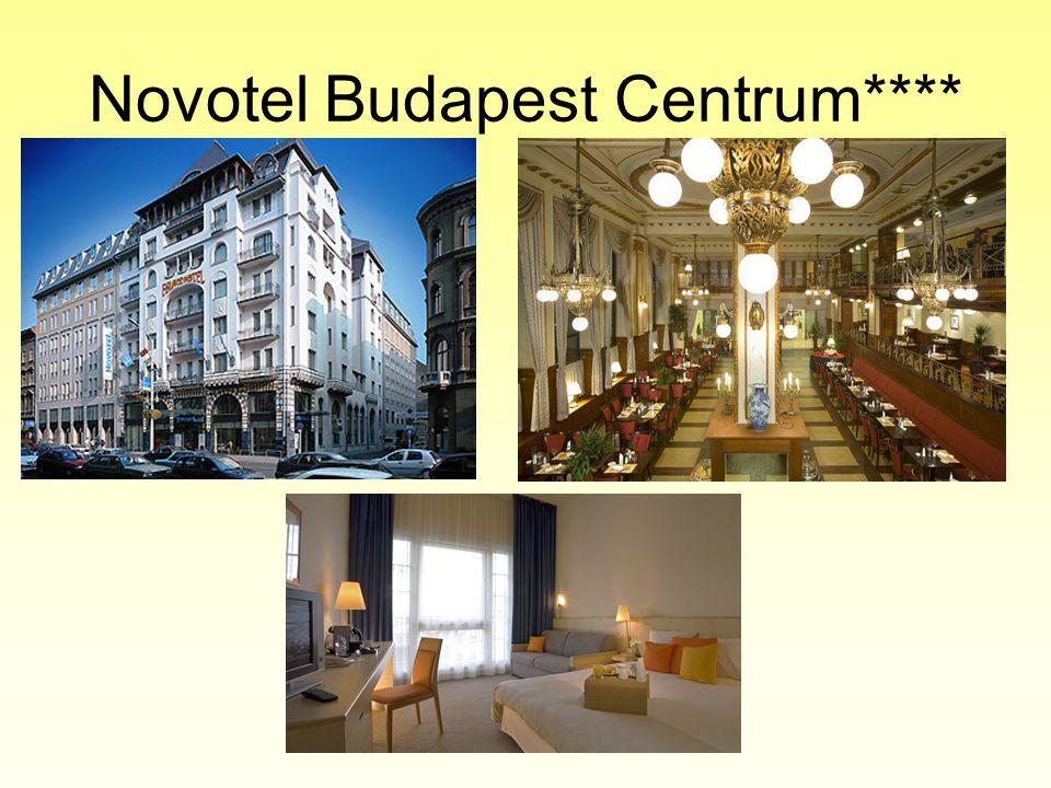 Novotel Budapest Centrum****