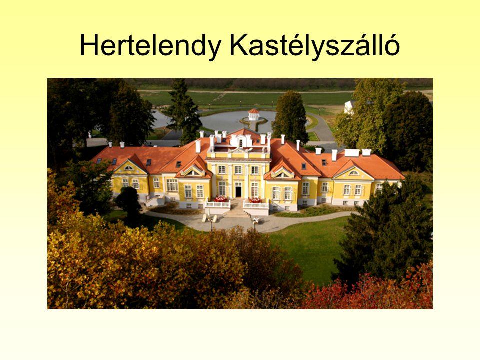 Hertelendy Kastélyszálló