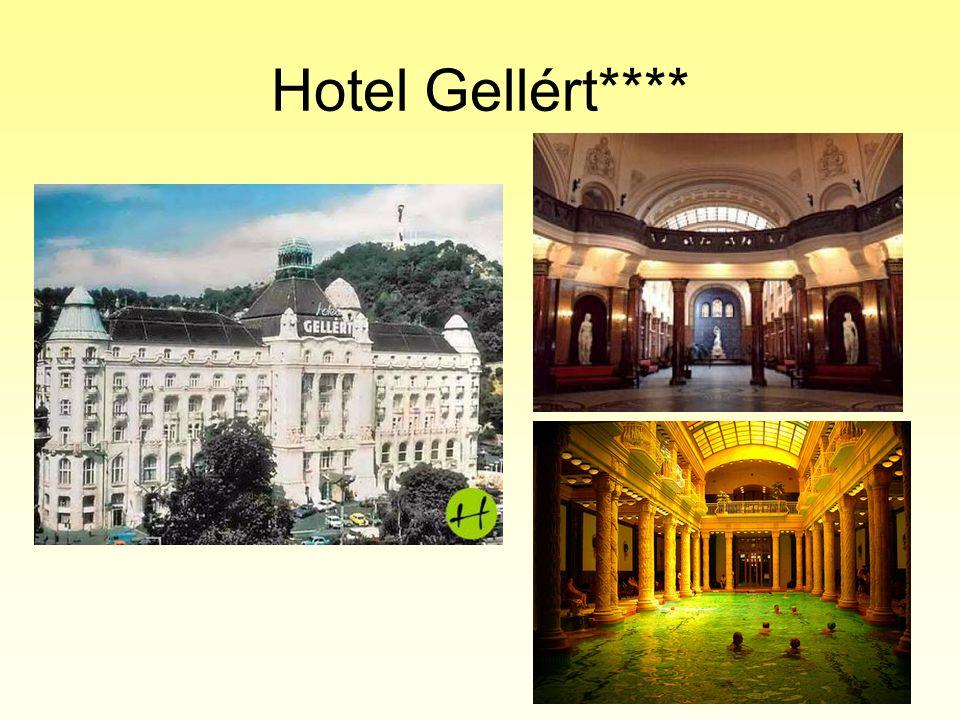 Hotel Gellért****