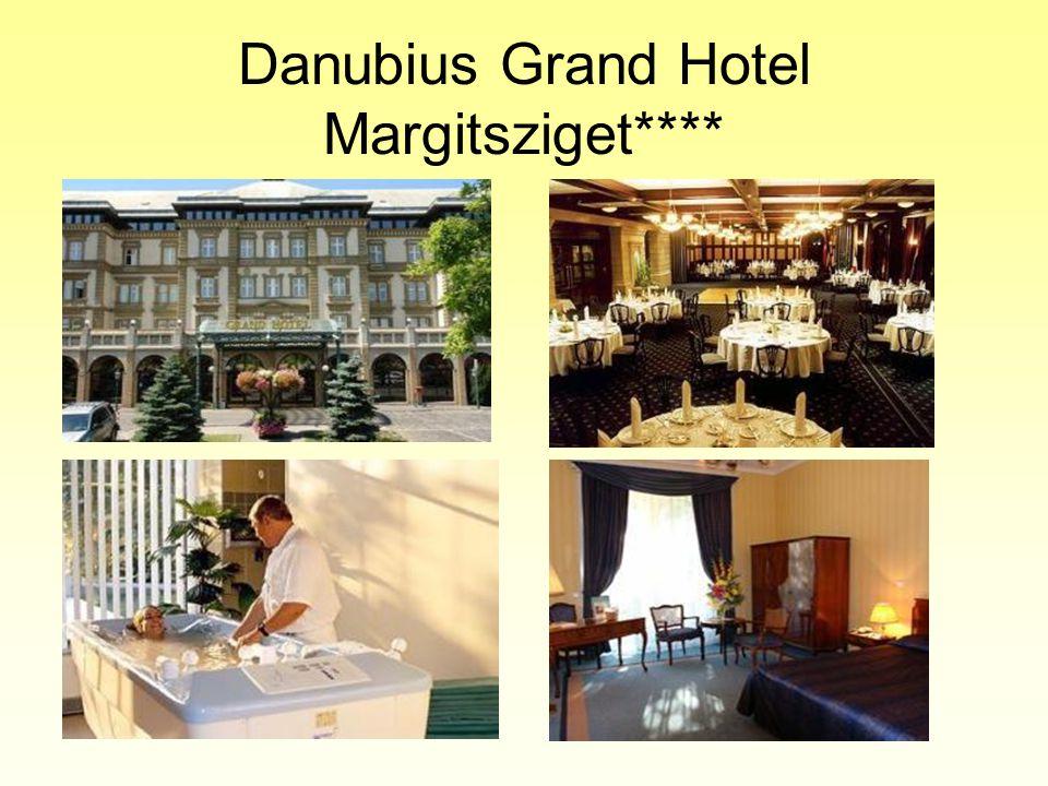 Danubius Grand Hotel Margitsziget****