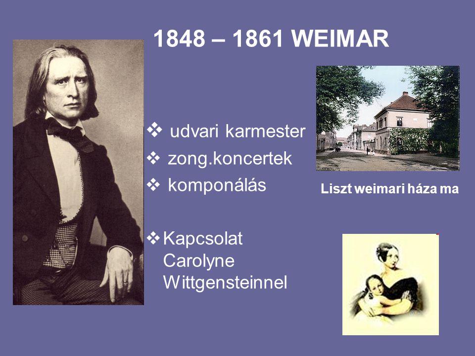 1838 Pesti árvíz-koncertek itthon. 1839- Pozsony- Battyány Lajossal vacsorázik. Széchenyinek is bemutatják 1840- Pest -9 koncert Vörösmarty ódát ír ho