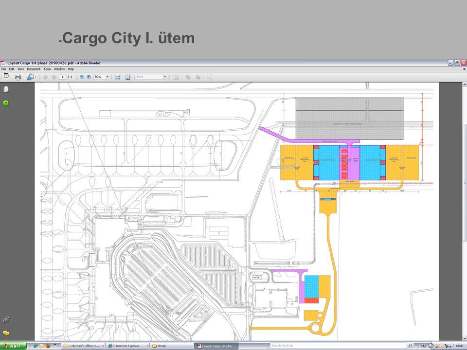 www.bu d.hu Page 11  Cargo City I. ütem
