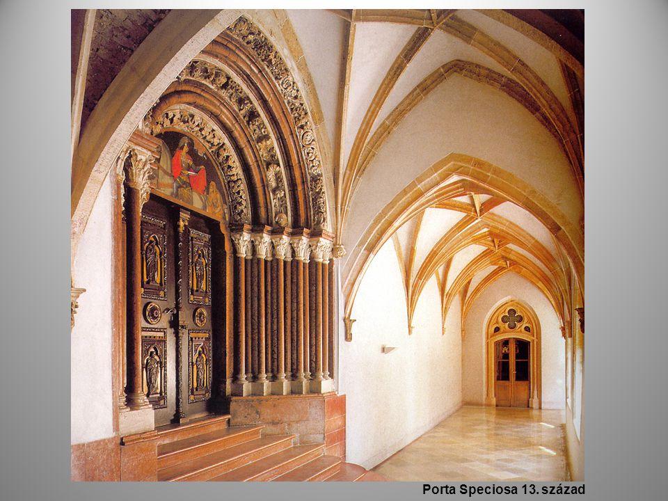 Porta Speciosa 13. század