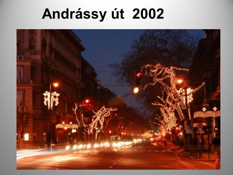 Andrássy út 2002