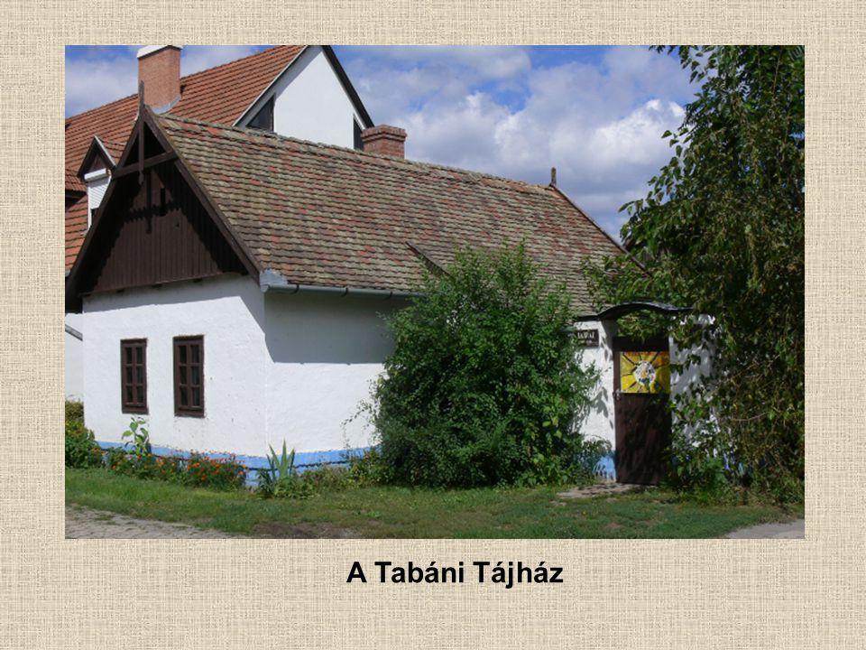A Tabáni Tájház