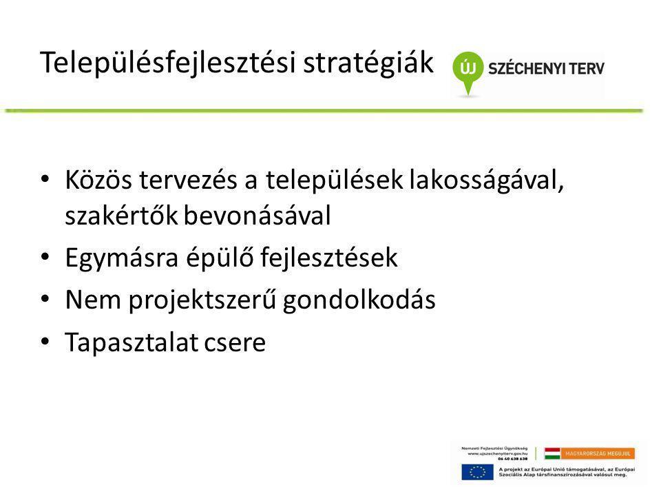 Elbírálás alatt lévő pályázataink Falusi Ízek FogadójaVíziturisztikai Központ ÚMVP – III. tengely