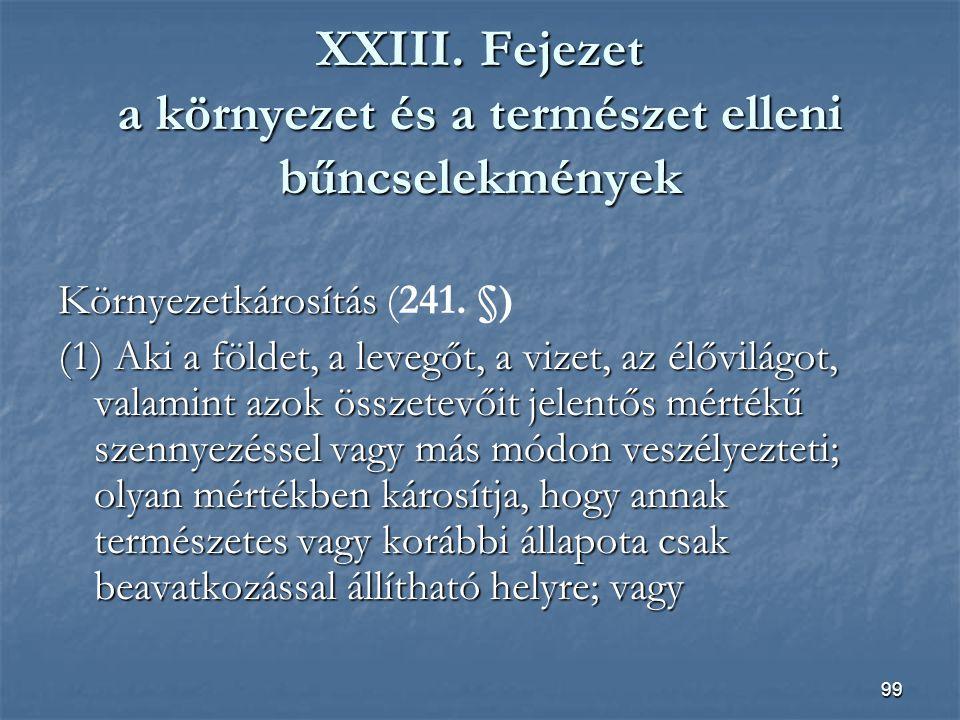 99 XXIII.