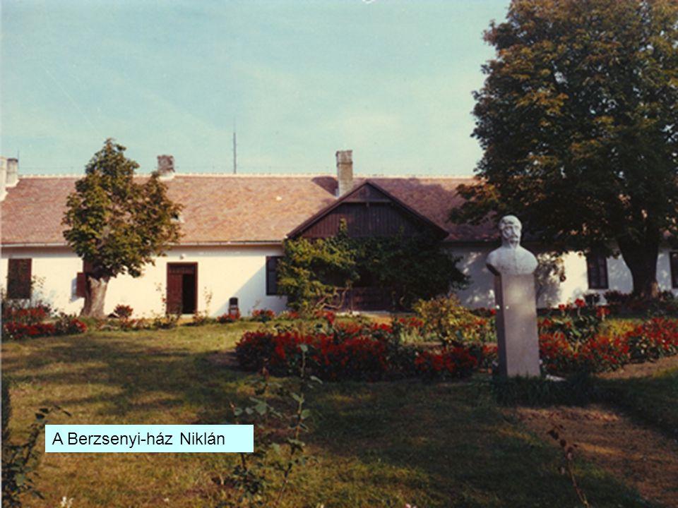 A Berzsenyi-ház Niklán
