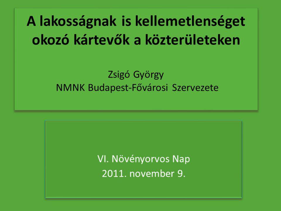 Köszönöm figyelmüket! www.magyarnovenyorvos.hu